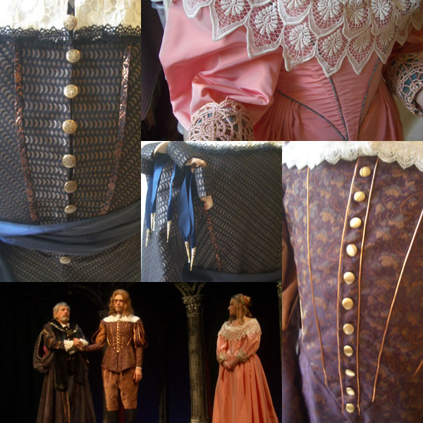 Shakespeare costumes