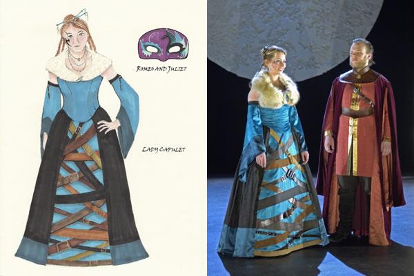 Lady Montague Costume   www.pixshark.com - Images ...